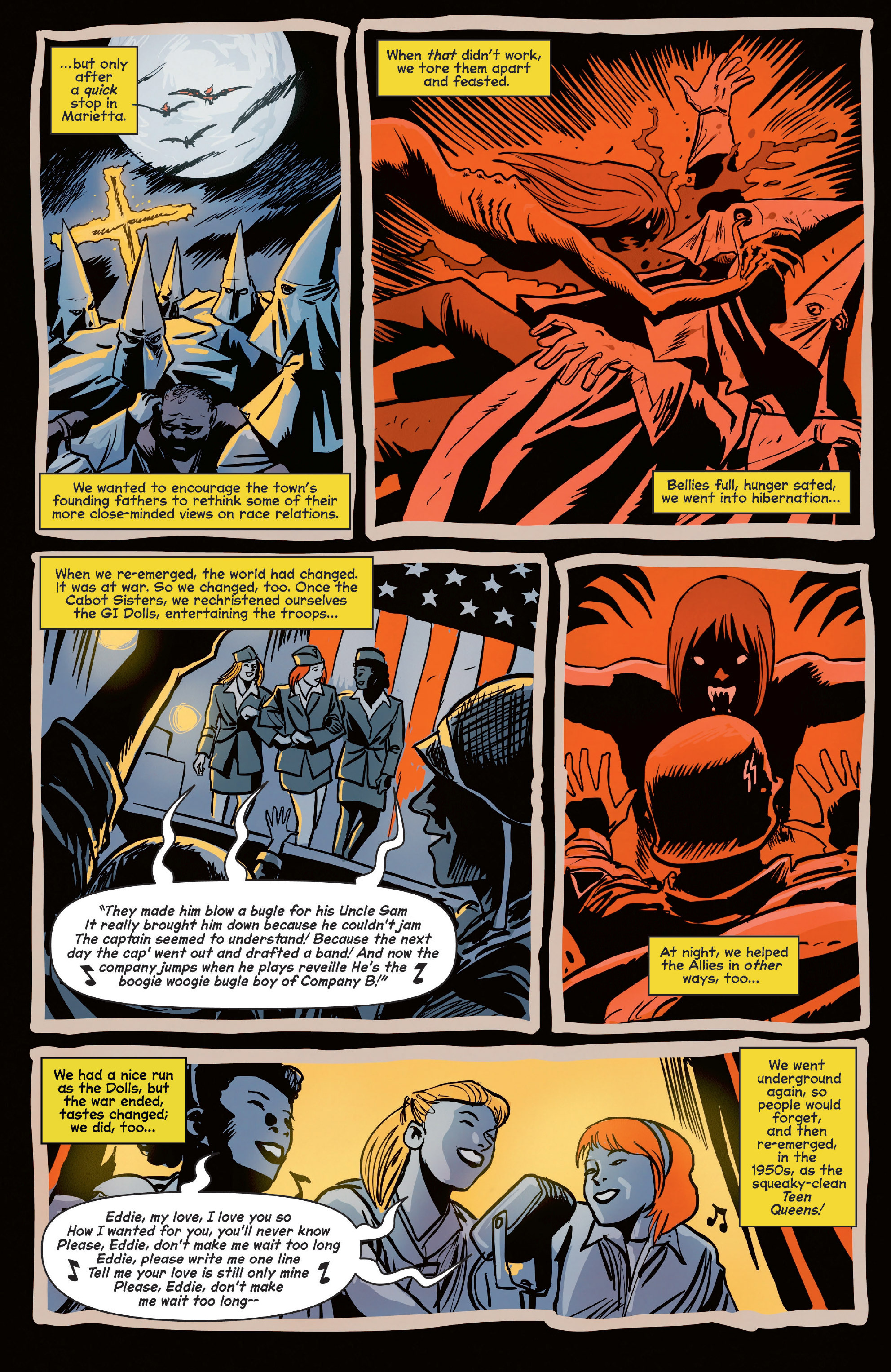 Read online Afterlife with Archie comic -  Issue #10 - 26
