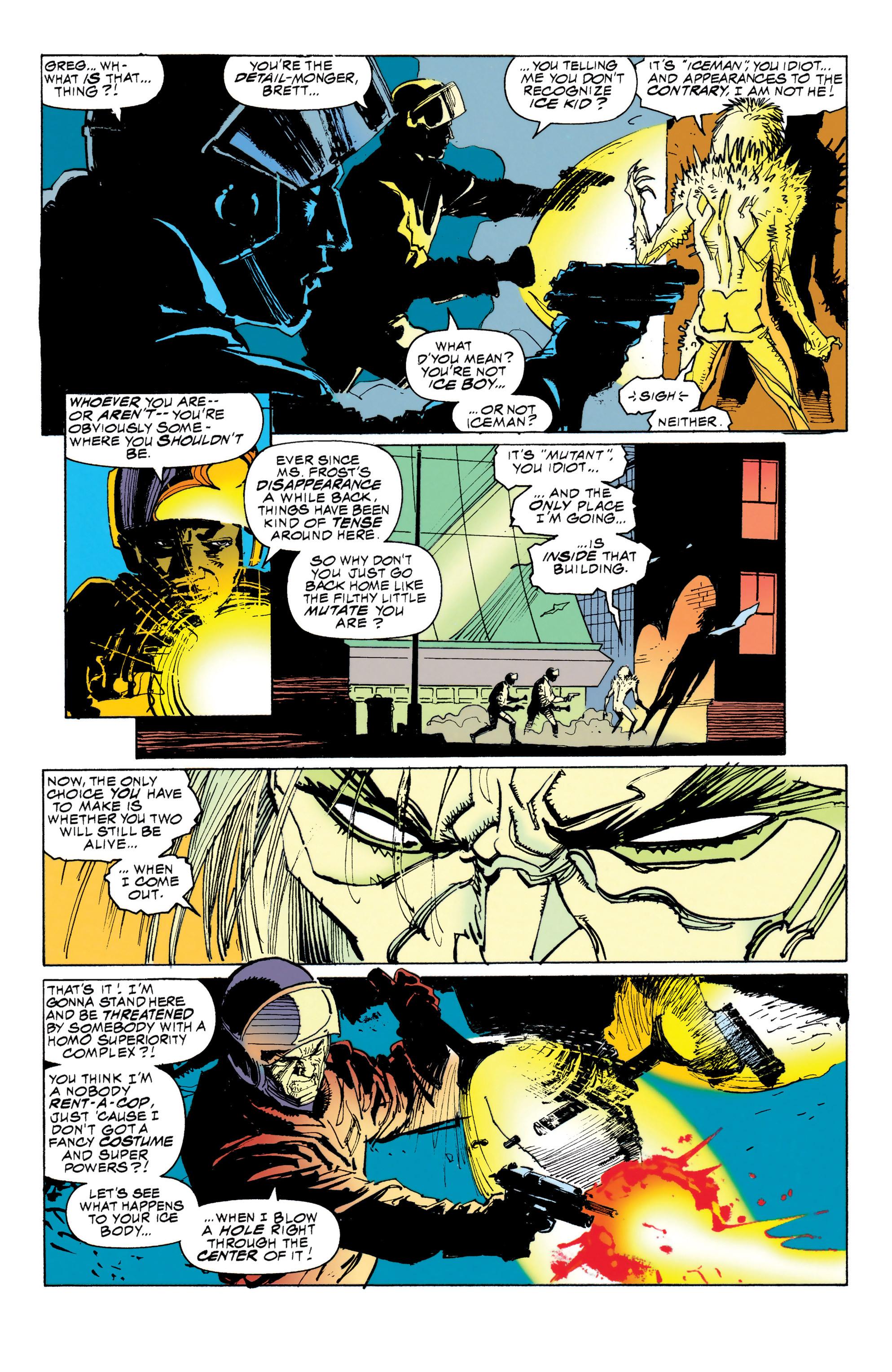 Read online Uncanny X-Men (1963) comic -  Issue #314 - 13