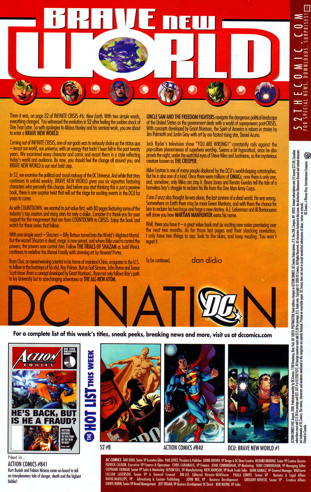 Read online Action Comics (1938) comic -  Issue #840 - 24
