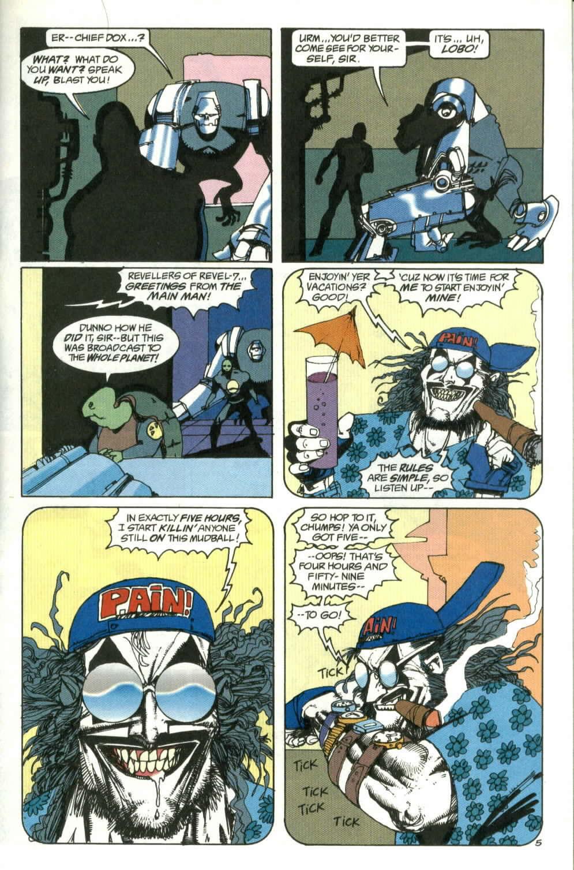 Read online Lobo (1990) comic -  Issue #4 - 6