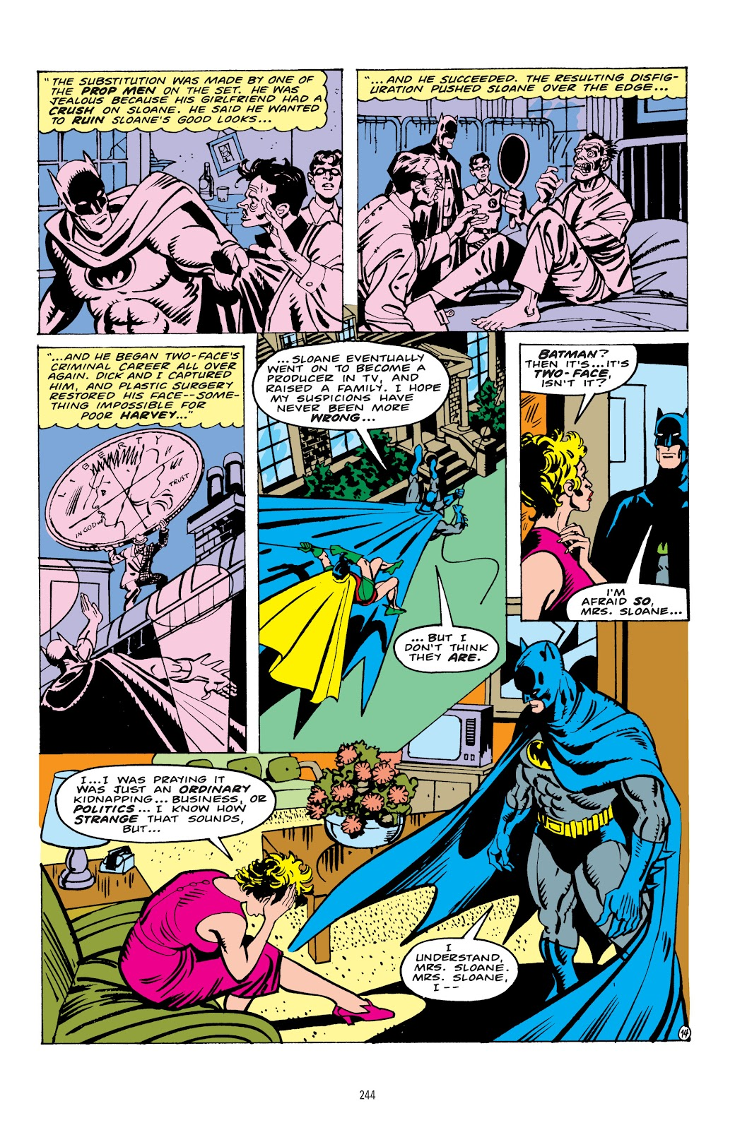 Read online Detective Comics (1937) comic -  Issue # _TPB Batman - The Dark Knight Detective 1 (Part 3) - 44