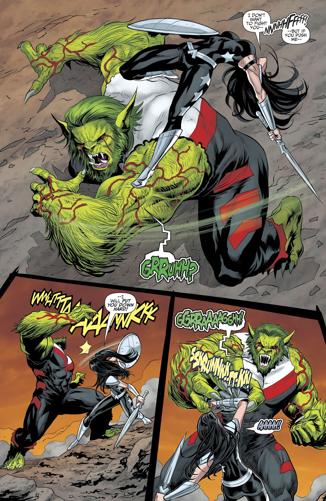 Read online Titans (2016) comic -  Issue #35 - 10