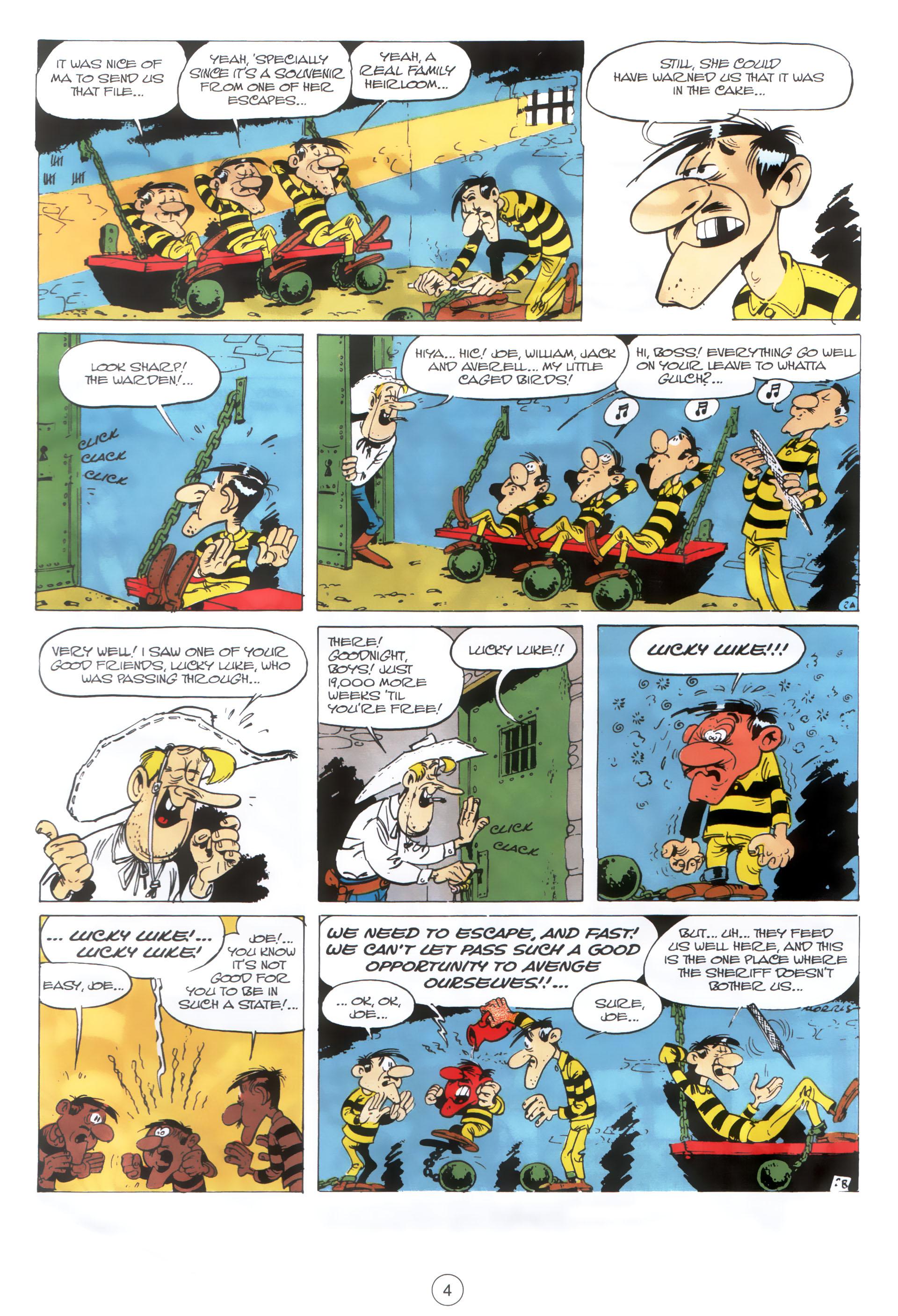 Read online A Lucky Luke Adventure comic -  Issue #30 - 3