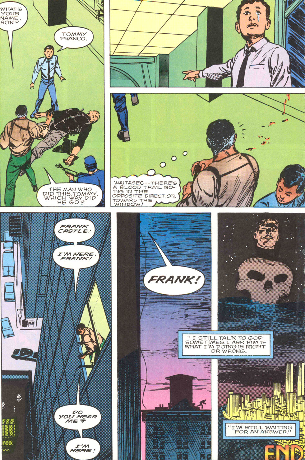 The Punisher Movie Special issue Full - Page 66
