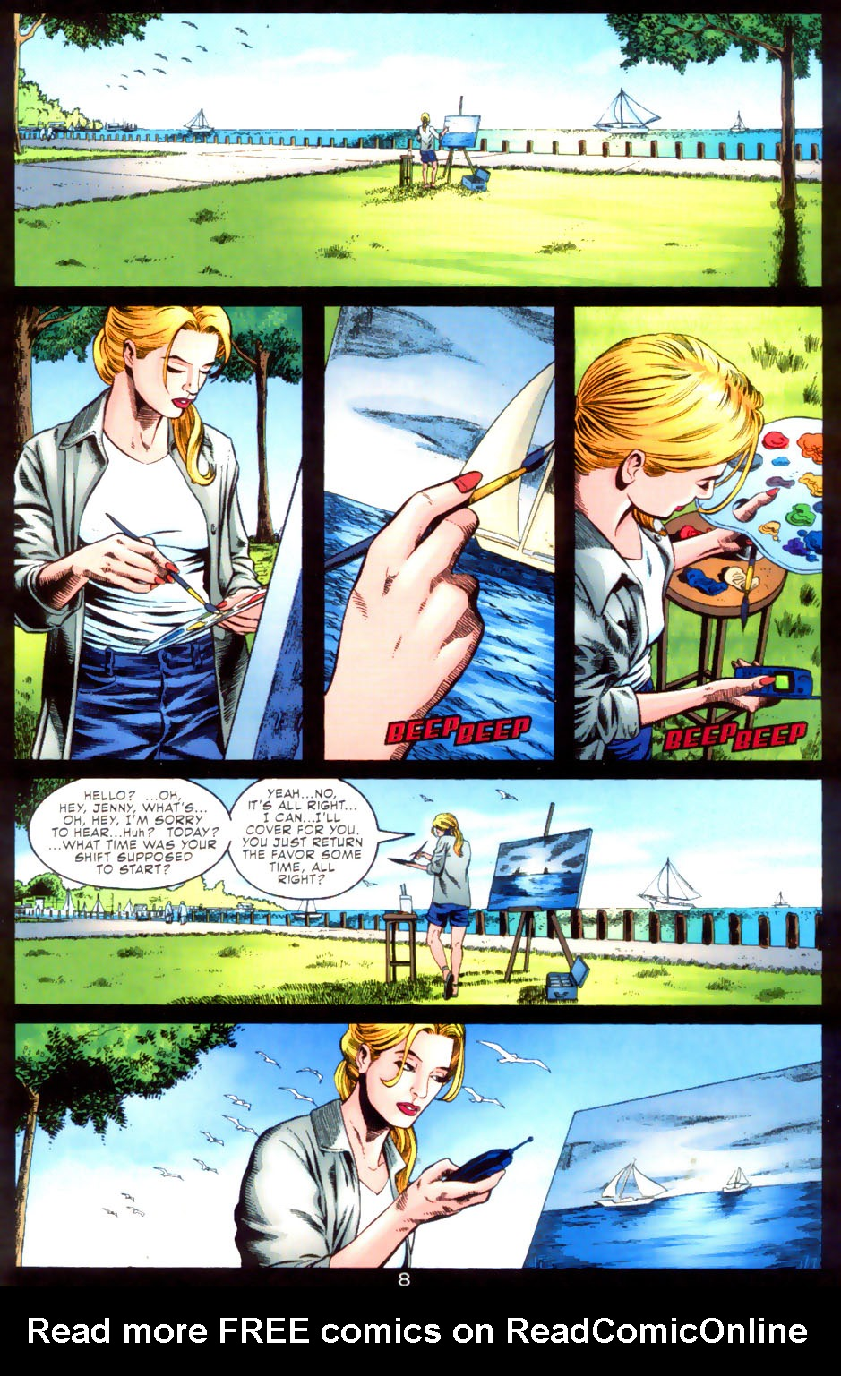 Read online Doctor Fate (2003) comic -  Issue #2 - 9