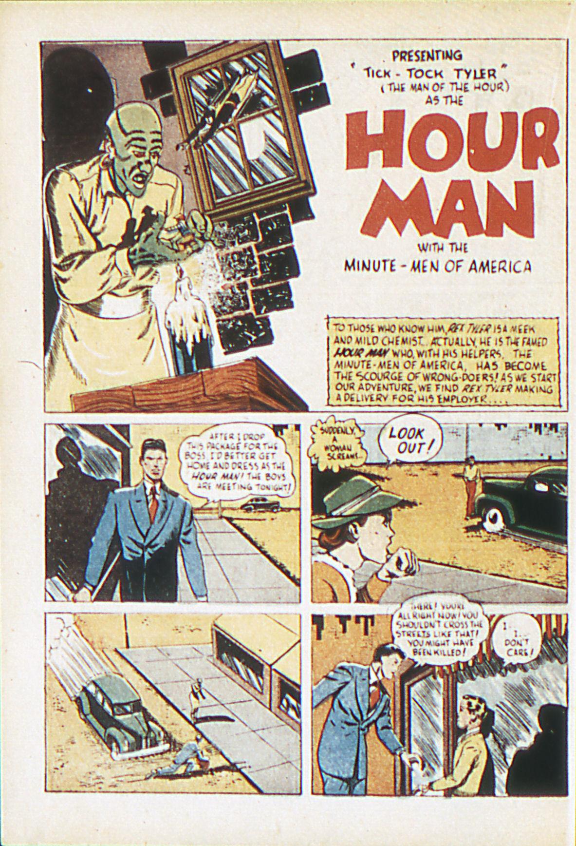 Read online Adventure Comics (1938) comic -  Issue #62 - 33