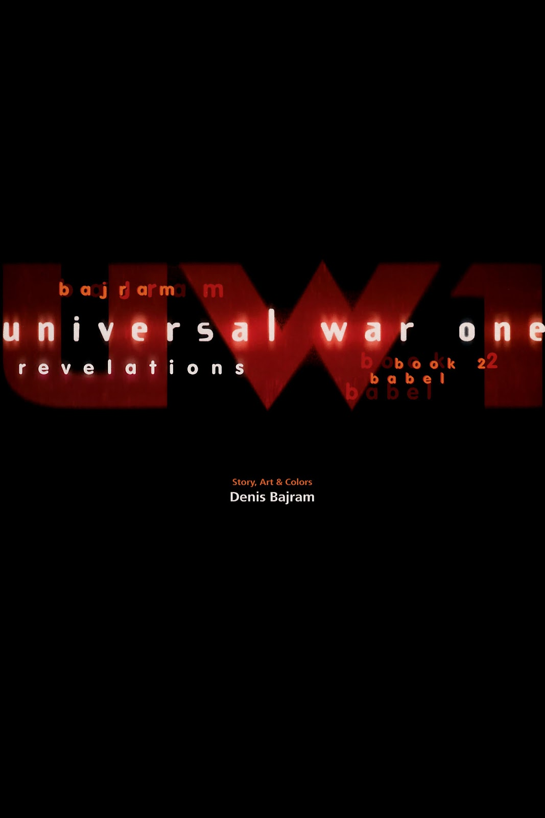 Read online Universal War One: Revelations comic -  Issue #2 - 3