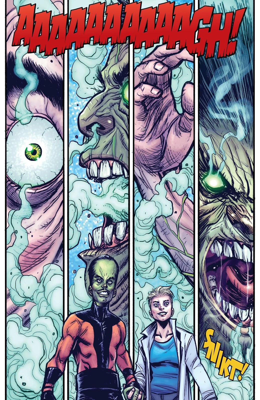 Read online Hulkverines comic -  Issue #3 - 12