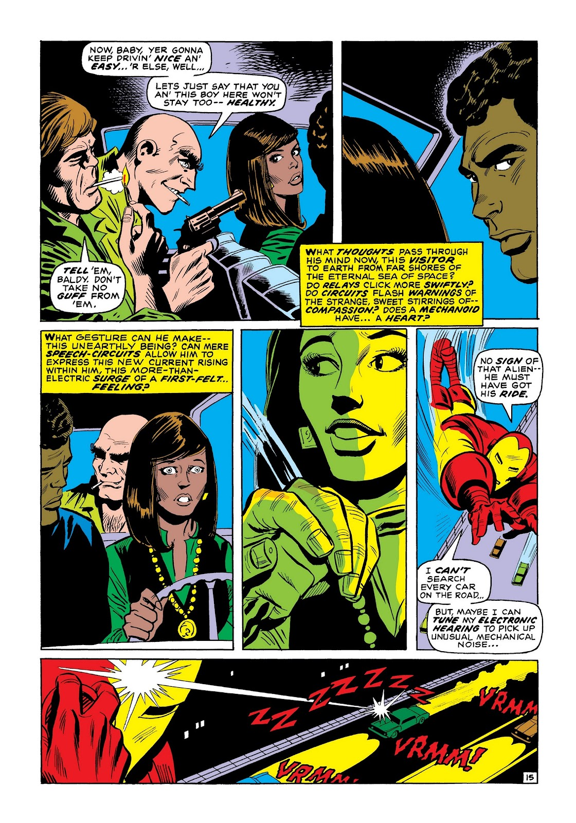 Read online Marvel Masterworks: The Invincible Iron Man comic -  Issue # TPB 7 (Part 2) - 43