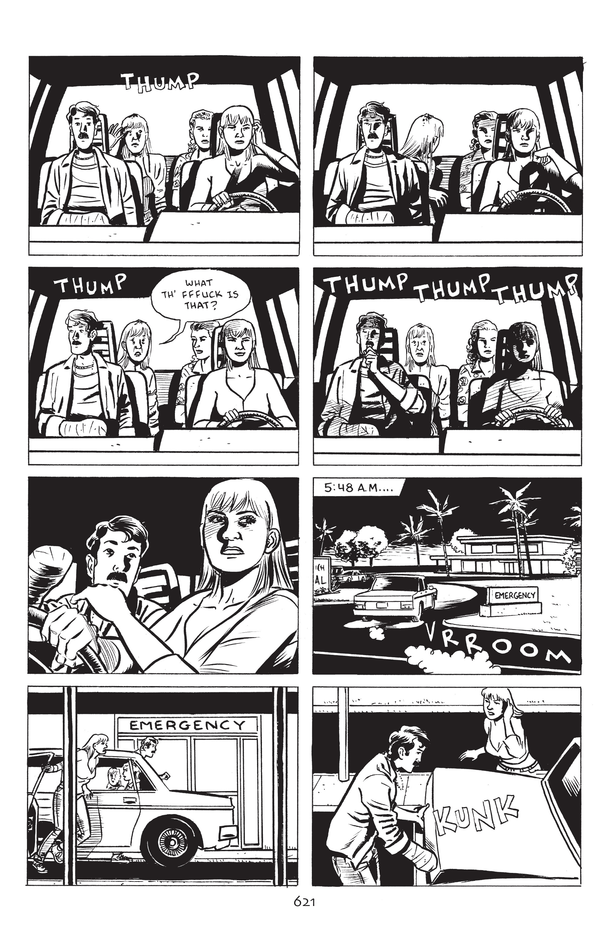 Read online Stray Bullets: Sunshine & Roses comic -  Issue #23 - 4
