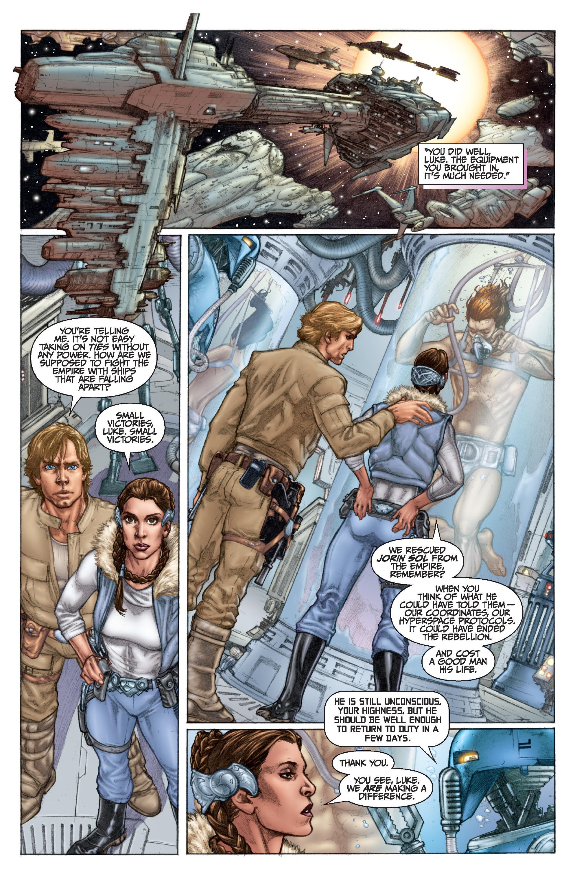 Read online Star Wars Omnibus comic -  Issue # Vol. 22 - 359