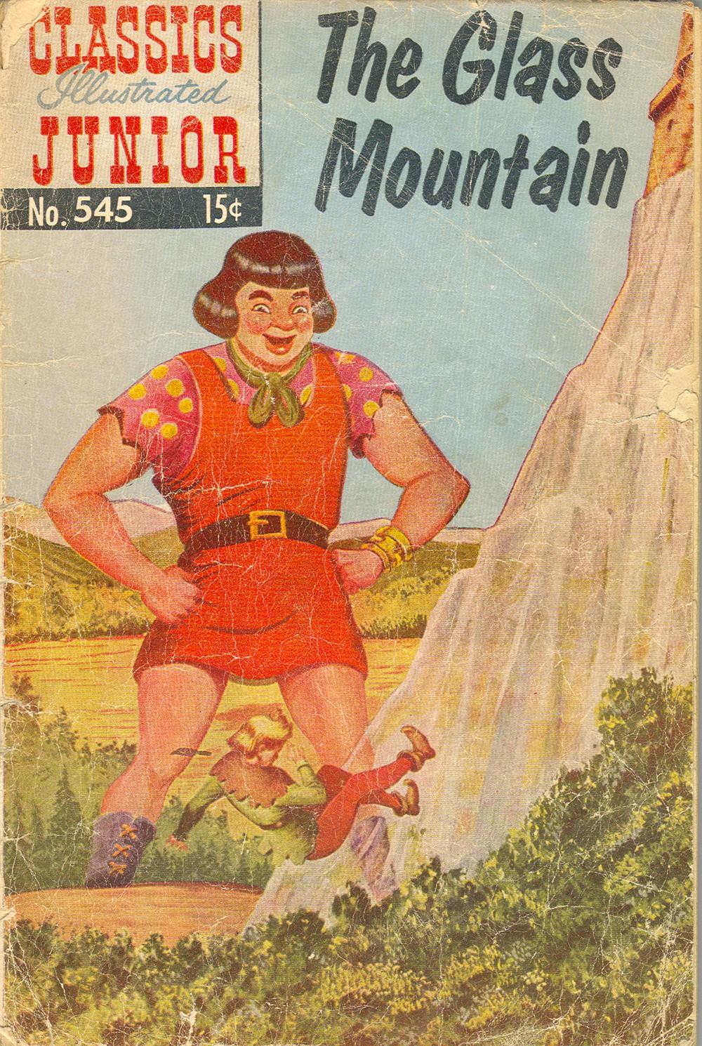 Classics Illustrated Junior 545 Page 1