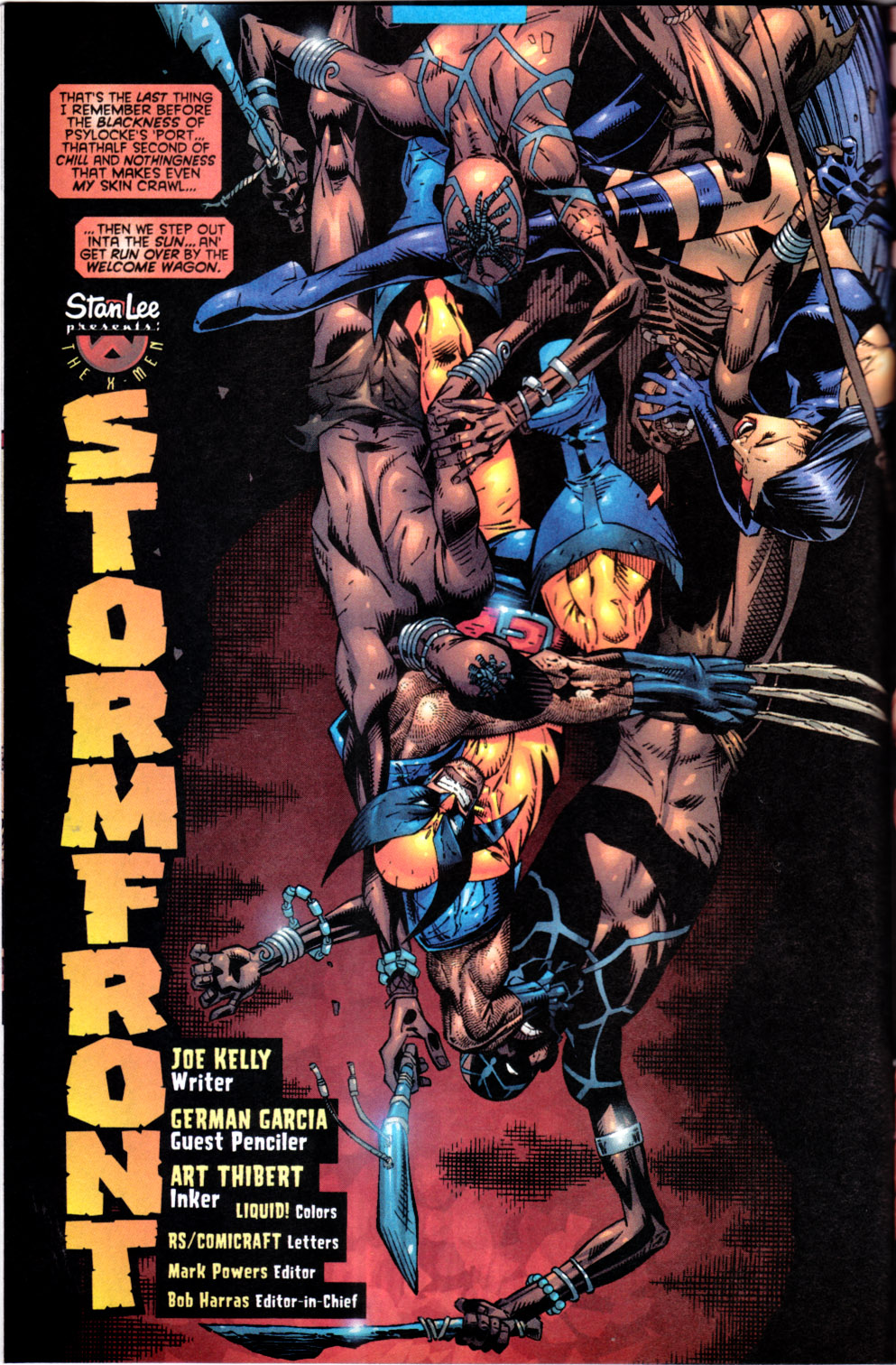 X-Men (1991) 77 Page 5