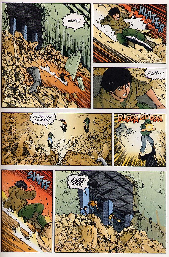 Read online Akira comic -  Issue #25 - 56