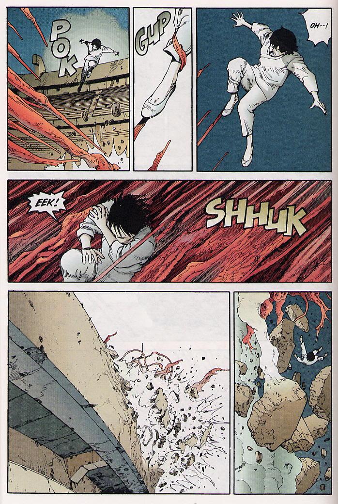 Read online Akira comic -  Issue #31 - 47