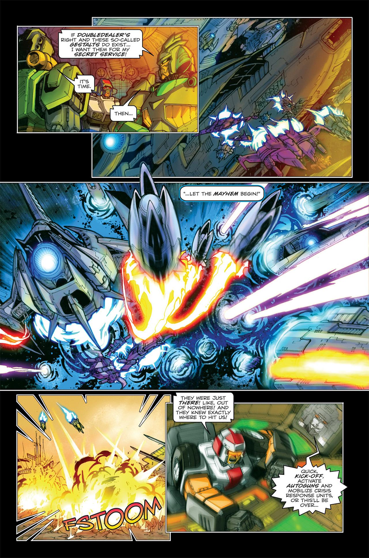 Read online Transformers: Spotlight - Arcee comic -  Issue # Full - 14