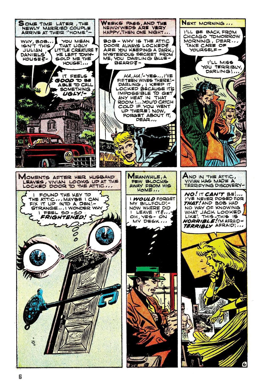 Read online The Joe Kubert Archives comic -  Issue # TPB (Part 1) - 17