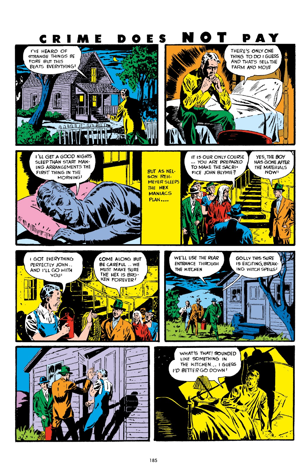 Read online Crime Does Not Pay Archives comic -  Issue # TPB 2 (Part 2) - 85