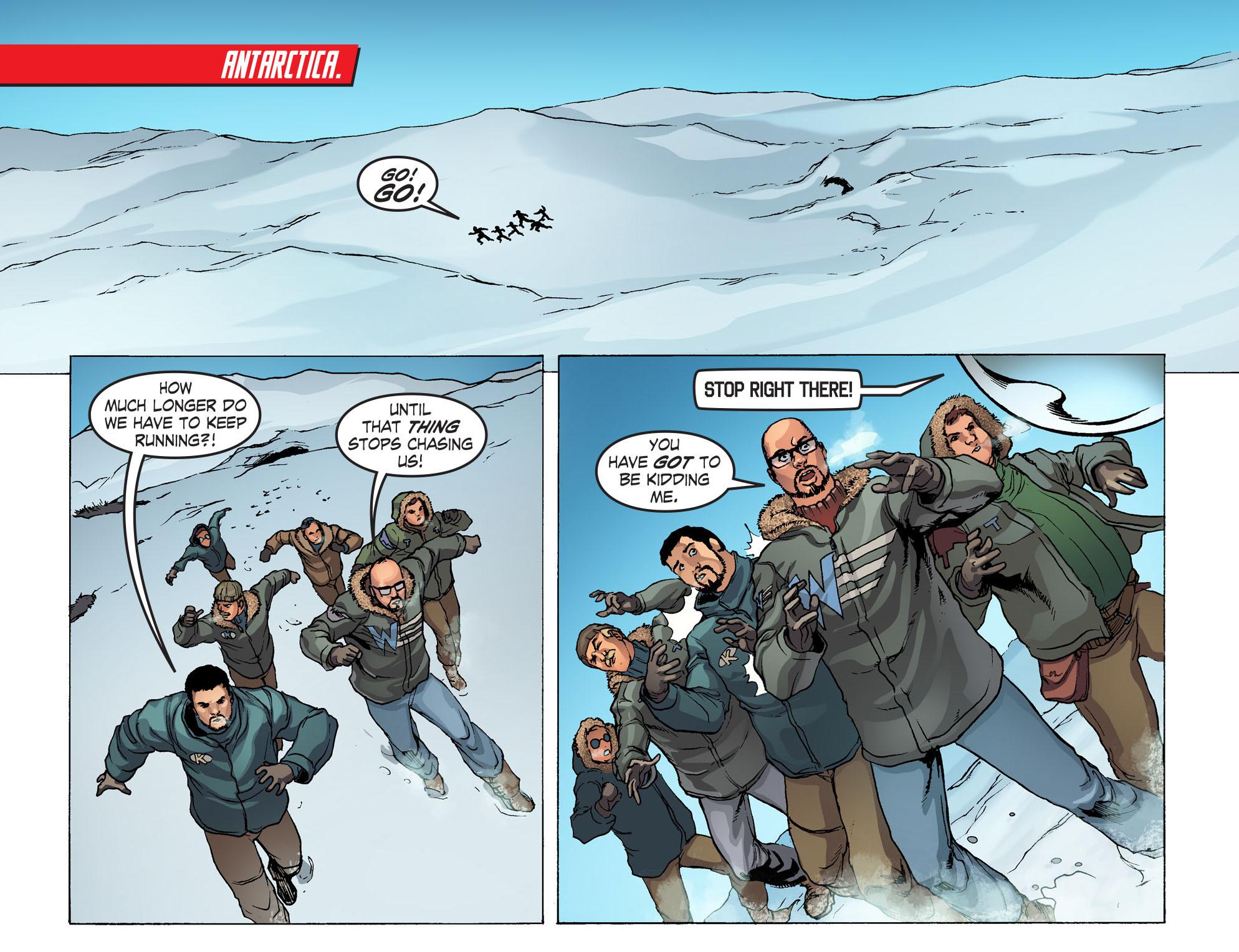 Read online Smallville: Season 11 comic -  Issue #42 - 3
