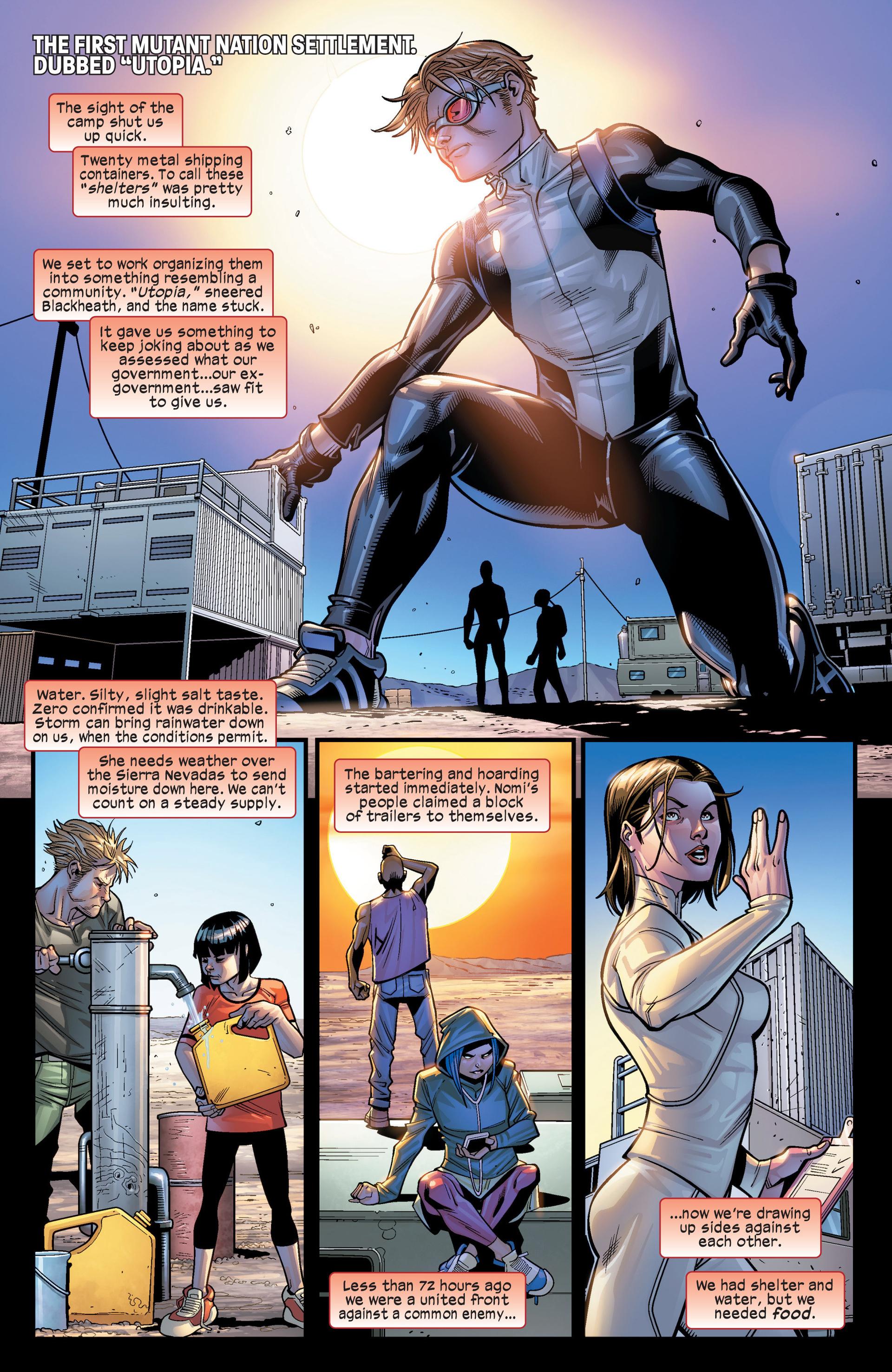 Read online Ultimate Comics X-Men comic -  Issue #19 - 13