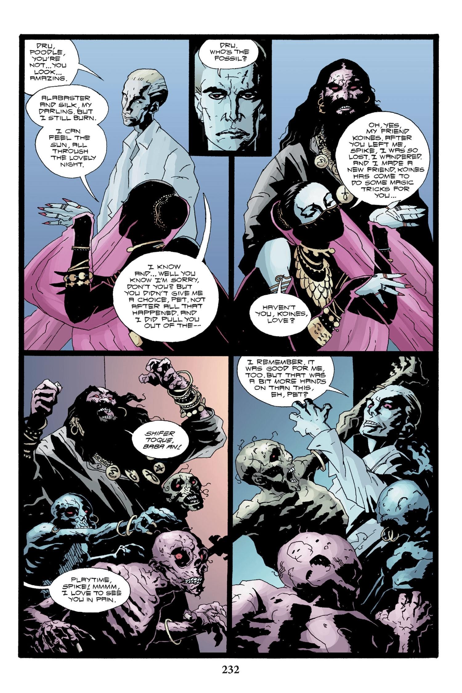 Read online Buffy the Vampire Slayer: Omnibus comic -  Issue # TPB 2 - 225