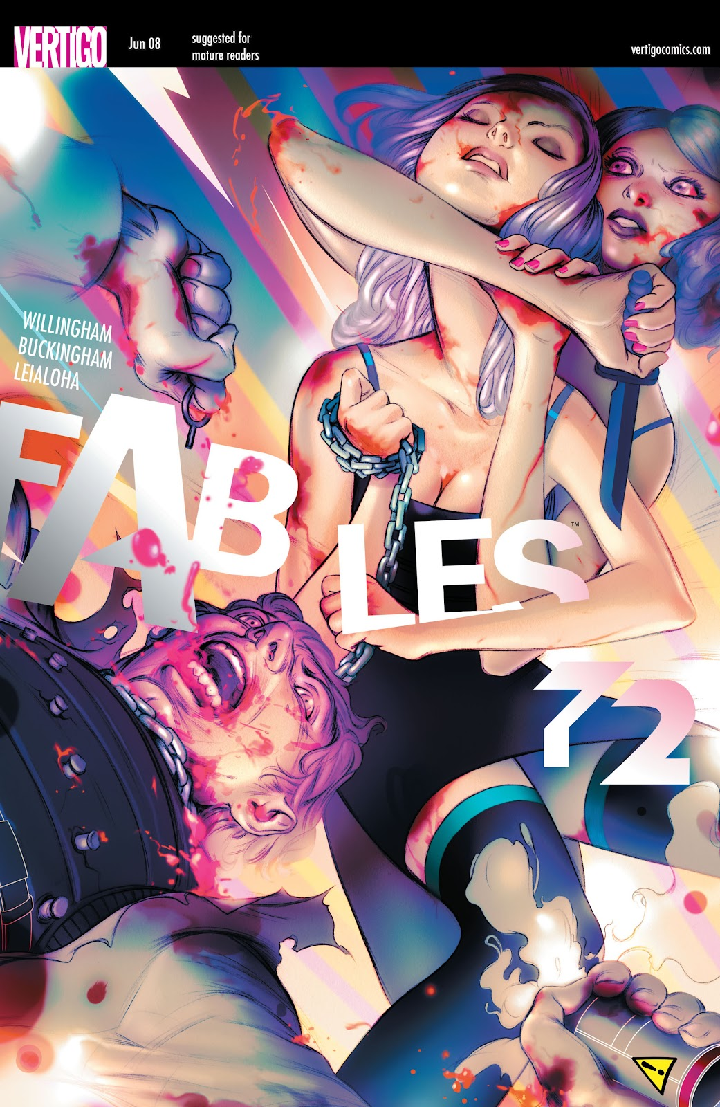 Fables issue 72 - Page 1