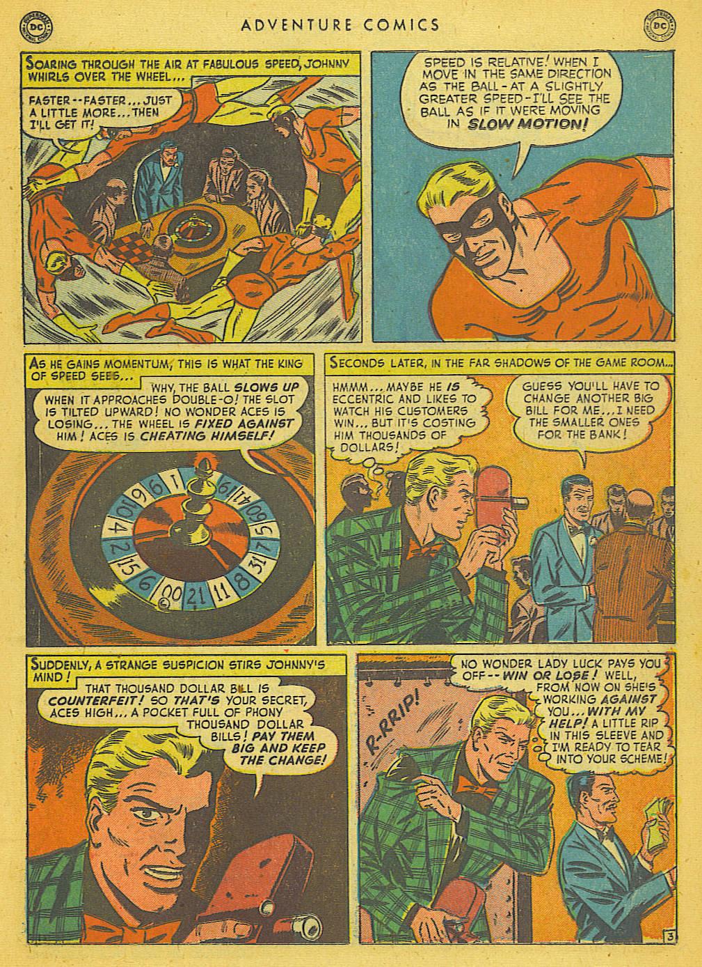 Read online Adventure Comics (1938) comic -  Issue #153 - 26