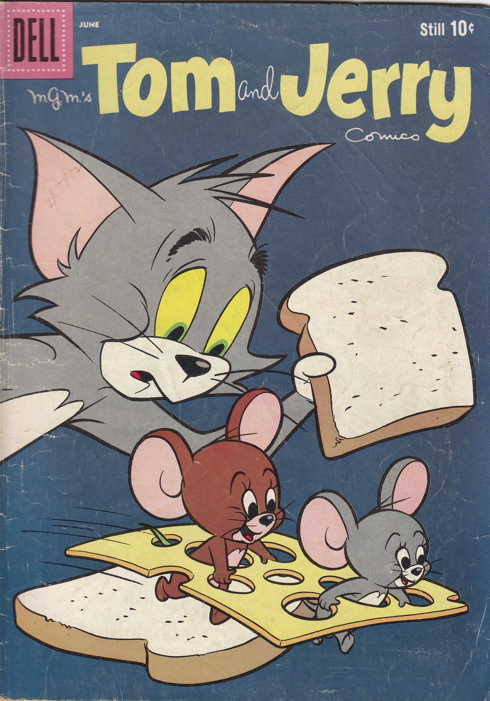 Tom & Jerry Comics issue 191 - Page 1