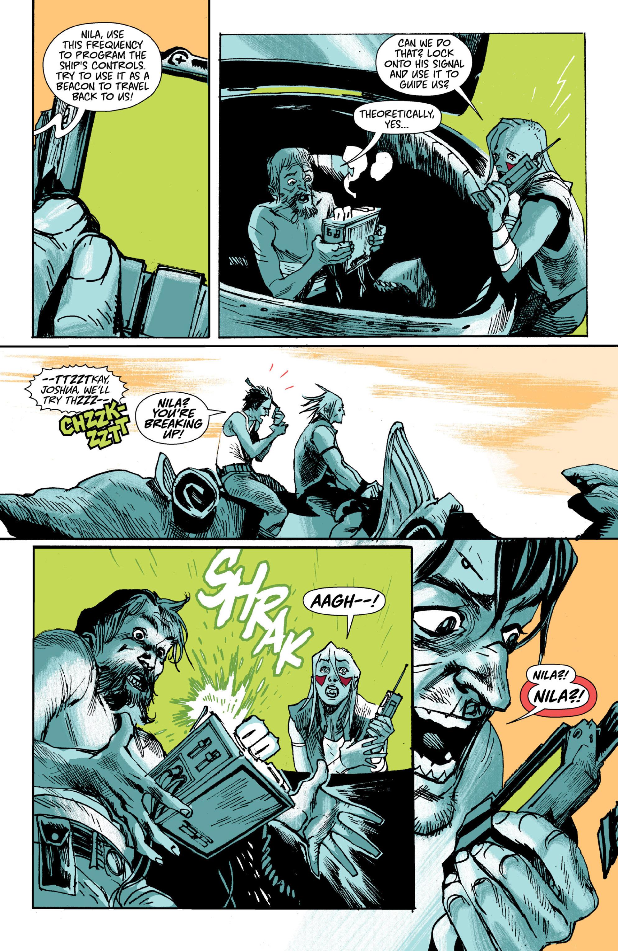 Read online Ei8ht comic -  Issue # TPB - 97