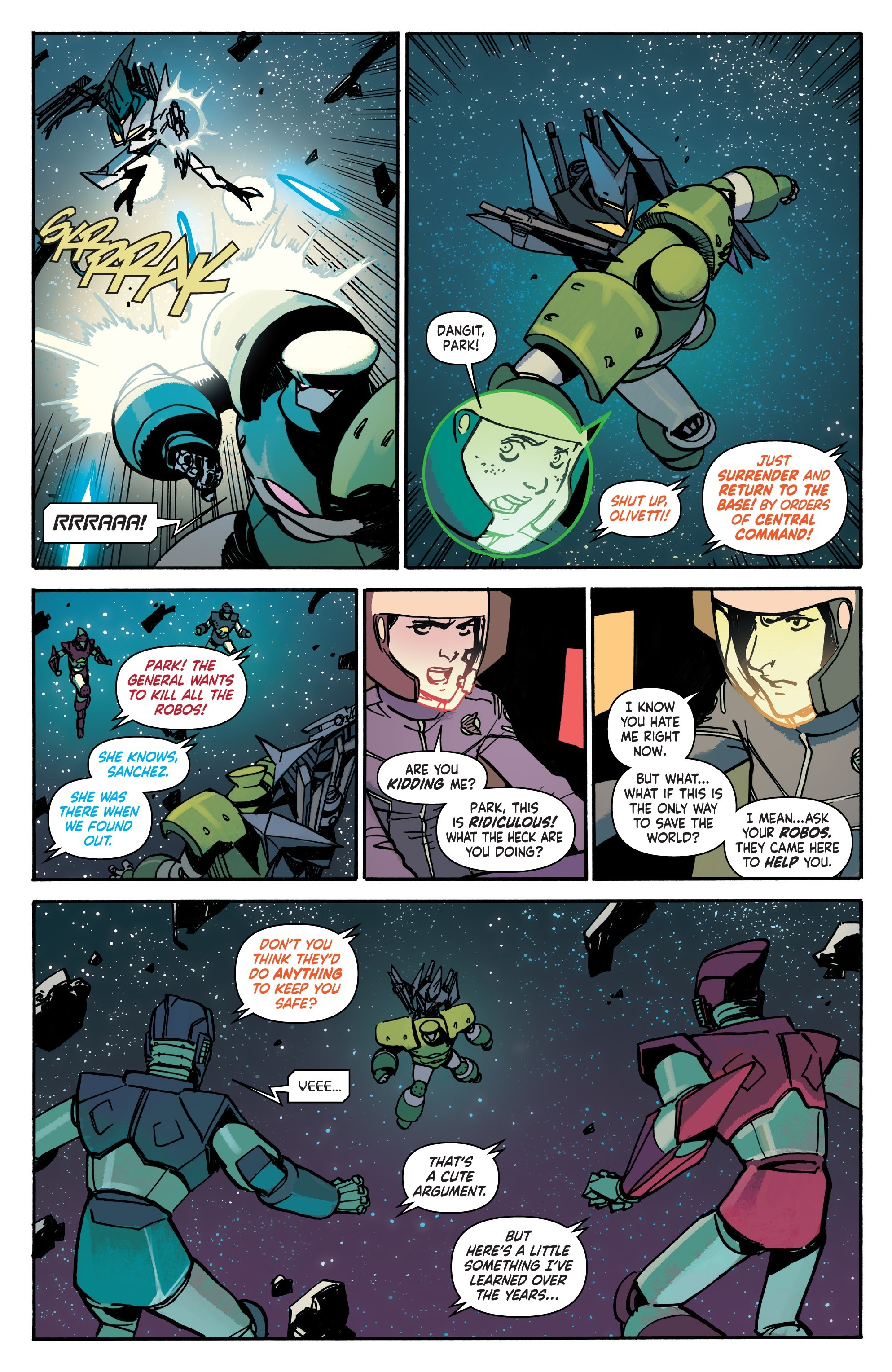 Mech Cadet Yu #_TPB_2 #15 - English 93