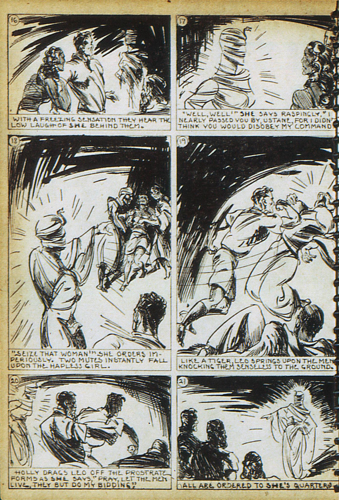 Read online Adventure Comics (1938) comic -  Issue #17 - 41