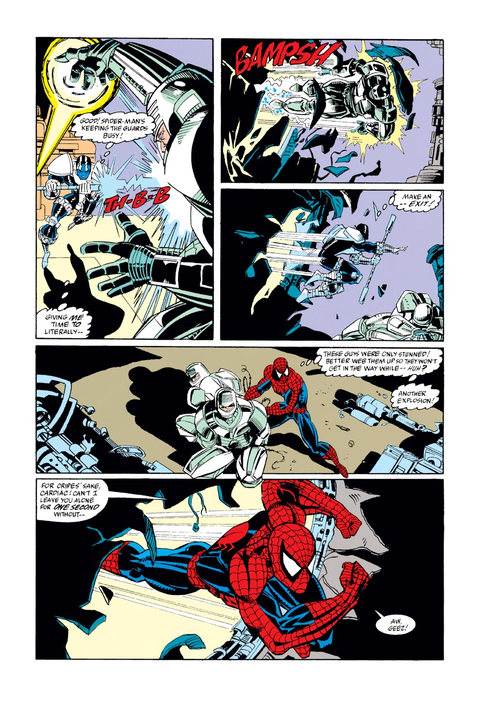 The Amazing Spider-Man (1963) 360 Page 19