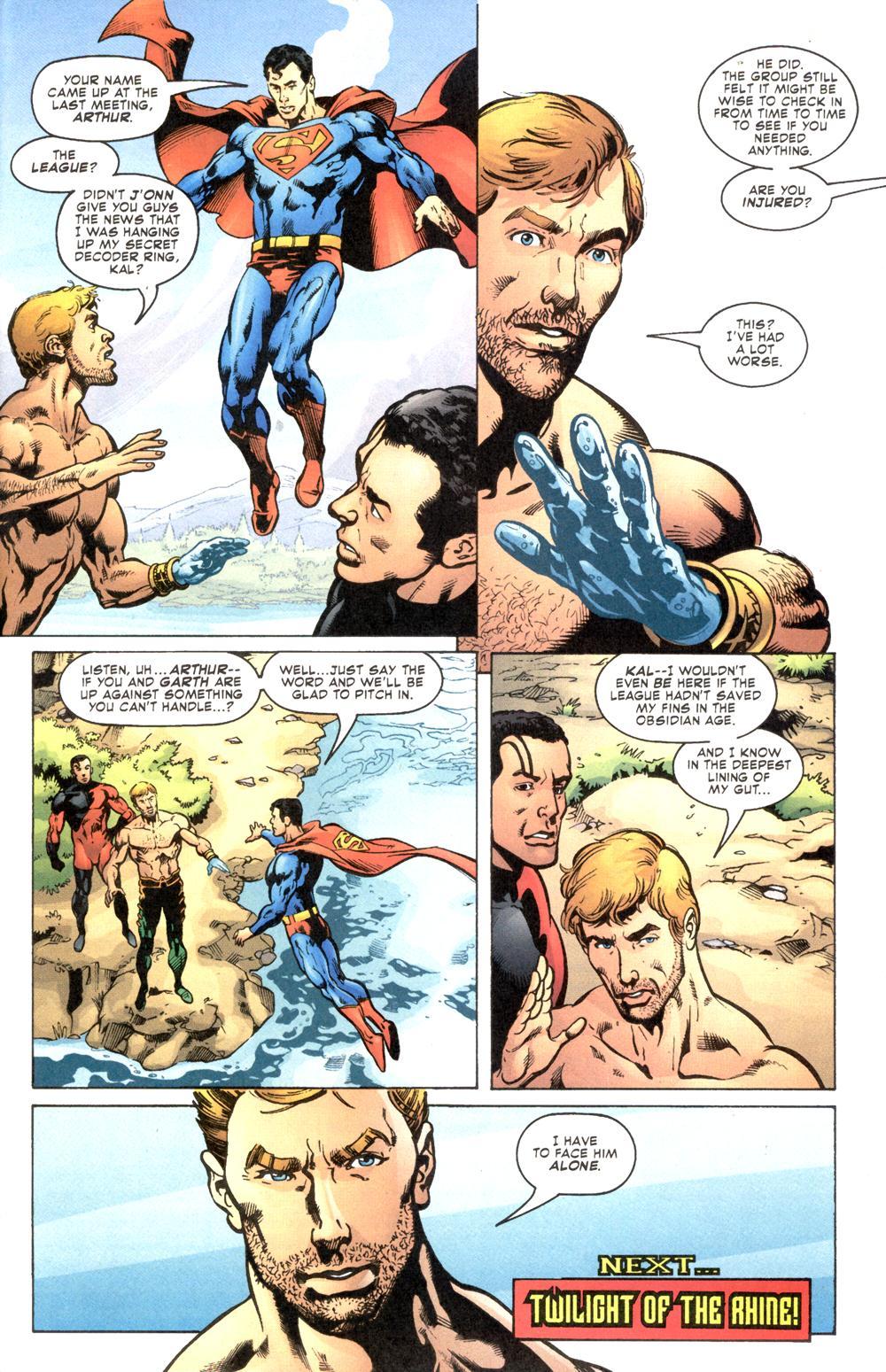 Read online Aquaman (2003) comic -  Issue #6 - 25