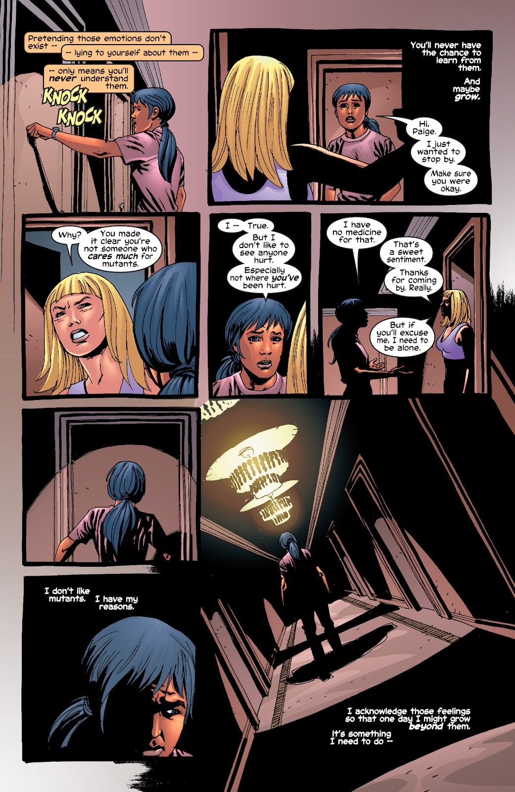 Read online X-Men: Unstoppable comic -  Issue # TPB (Part 1) - 97