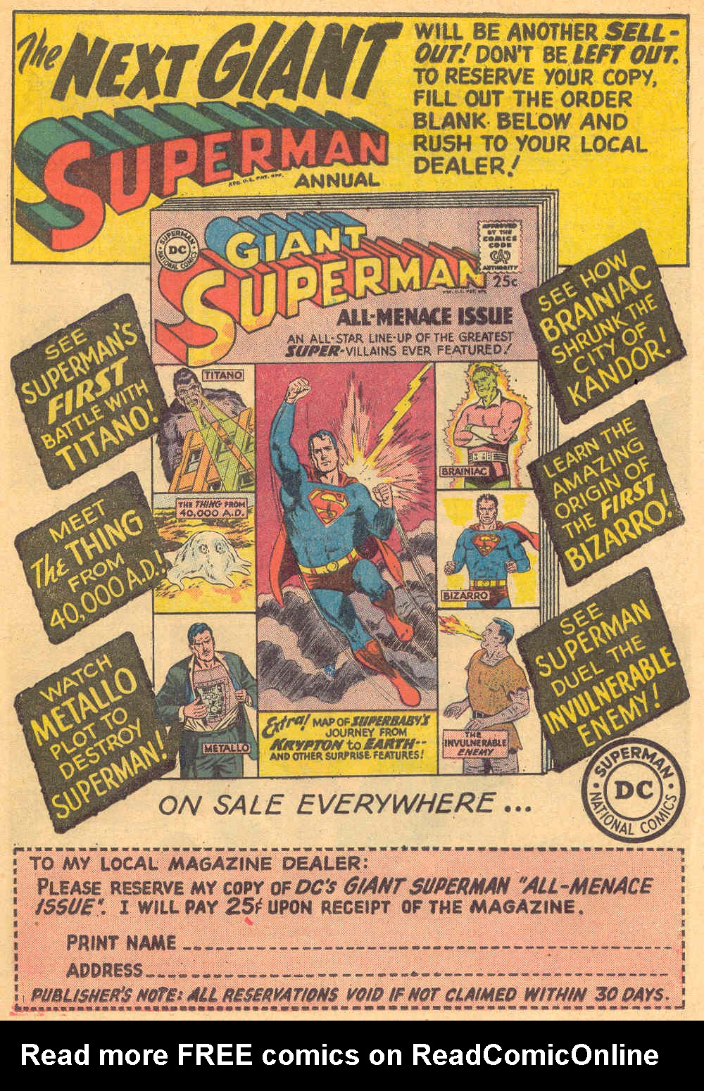 Read online Action Comics (1938) comic -  Issue #271 - 17