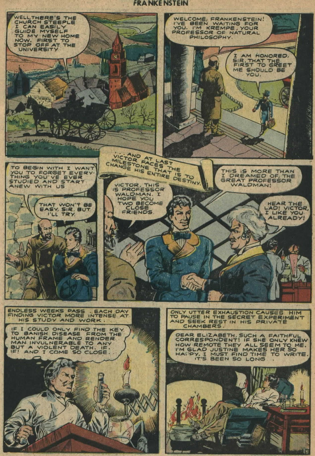 Classics Illustrated issue 26 - Page 7