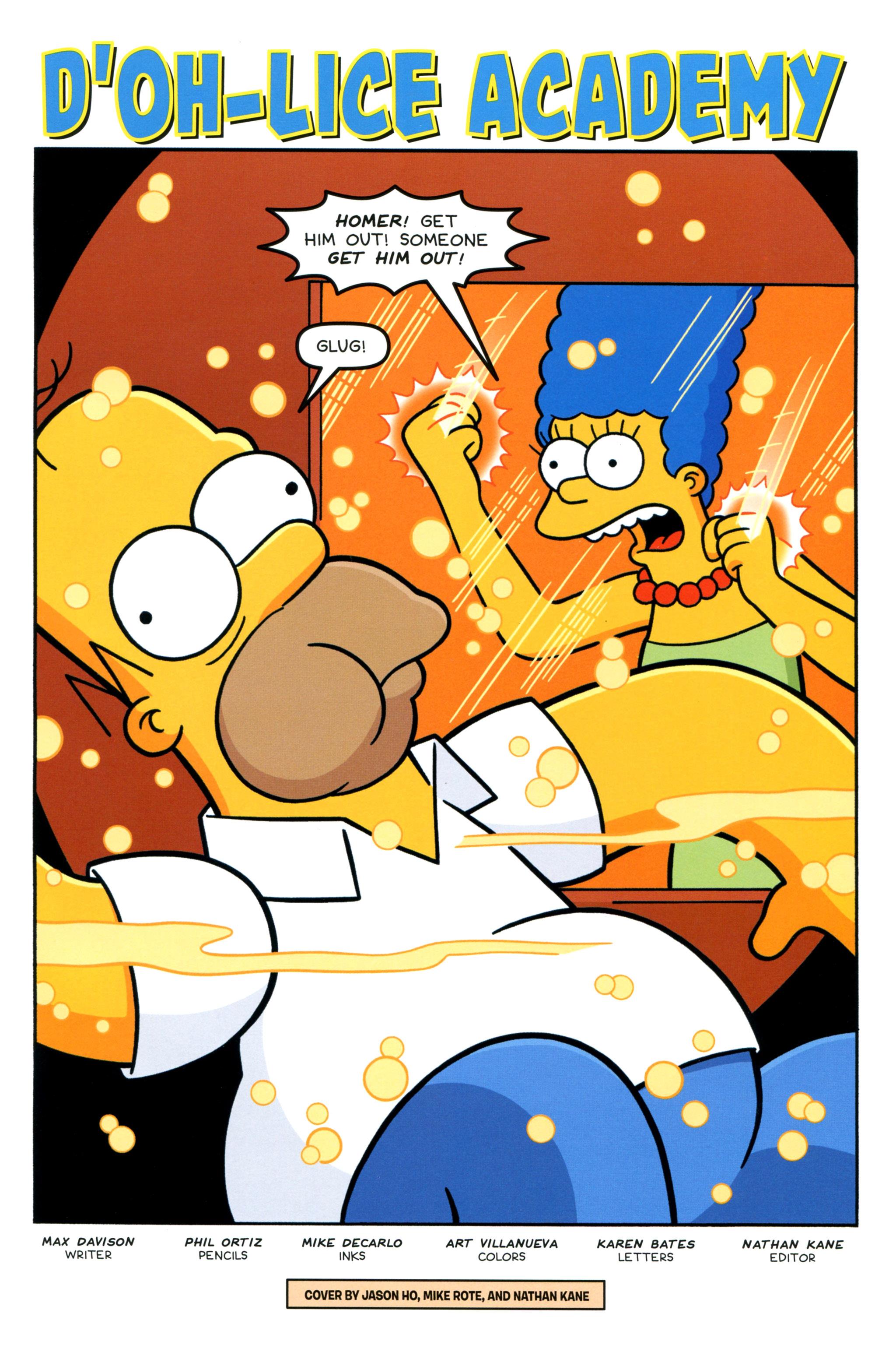 Read online Simpsons Comics comic -  Issue #210 - 3