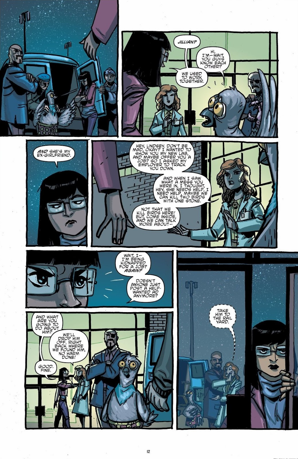 Read online Teenage Mutant Ninja Turtles: The IDW Collection comic -  Issue # TPB 6 (Part 1) - 11