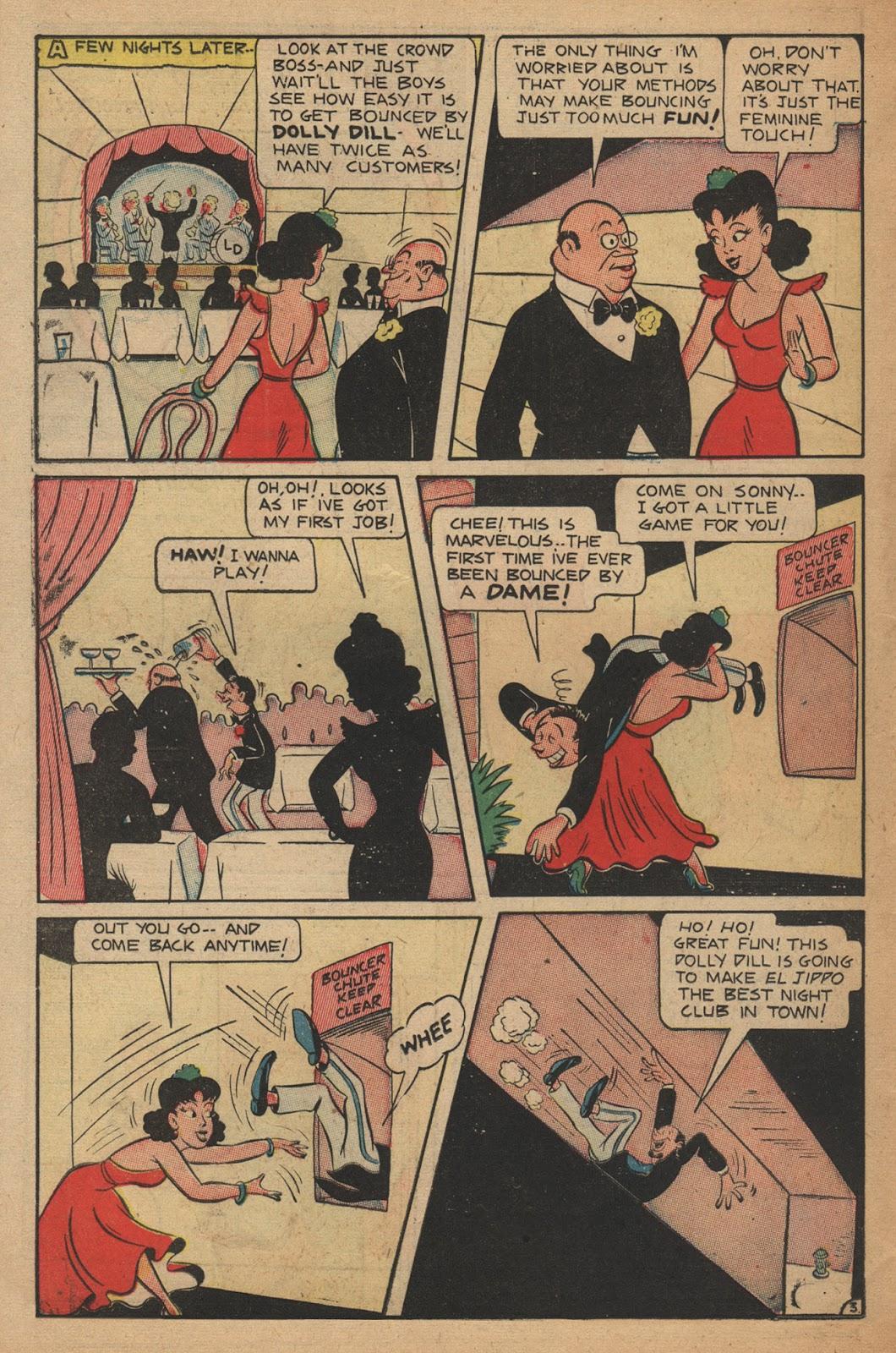 Read online Gay Comics comic -  Issue #23 - 38