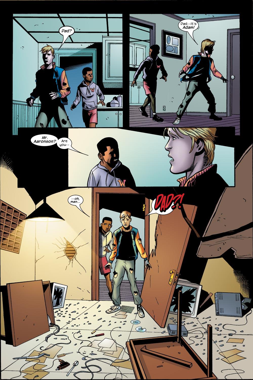 Read online Machine Teen comic -  Issue #4 - 3