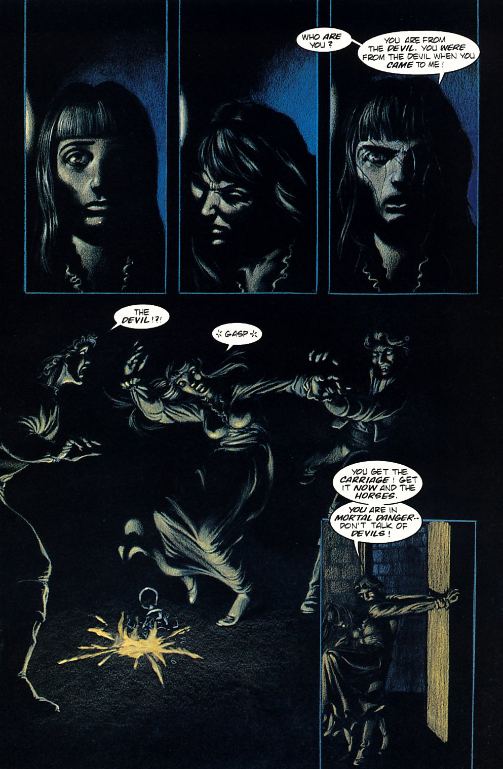 Read online Anne Rice's Interview with the Vampire comic -  Issue #2 - 31