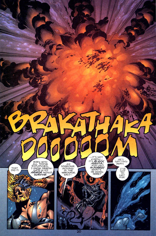 Read online Aquaman (1994) comic -  Issue #58 - 20