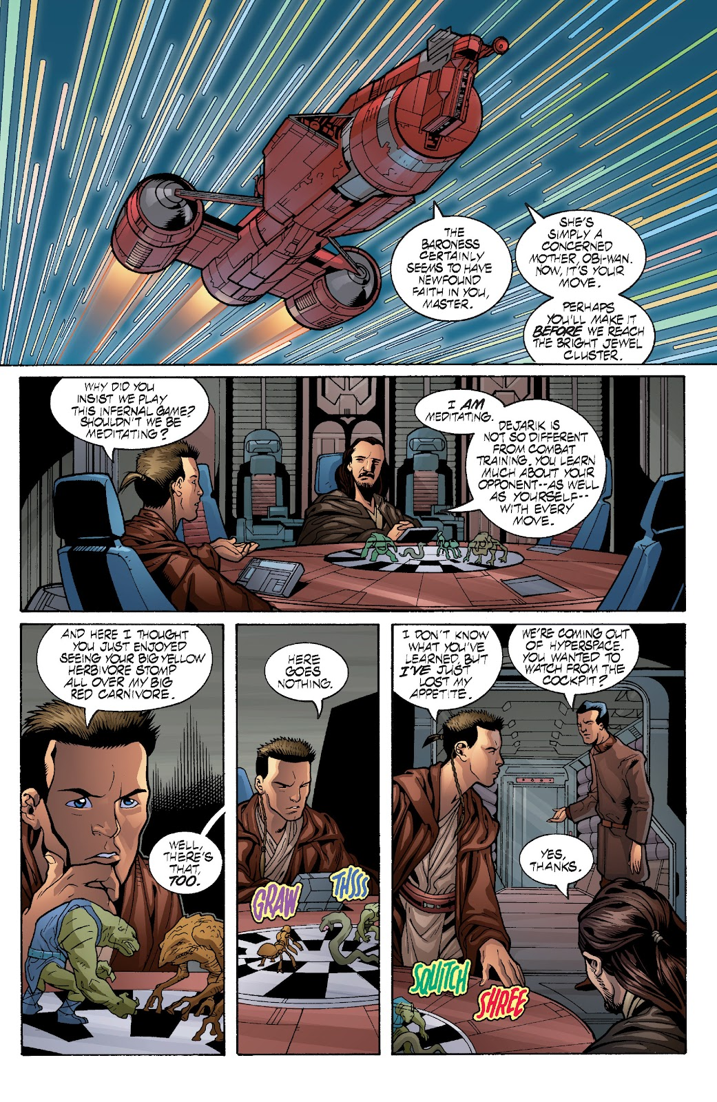 Read online Star Wars Legends: Rise of the Sith - Epic Collection comic -  Issue # TPB 1 (Part 3) - 81