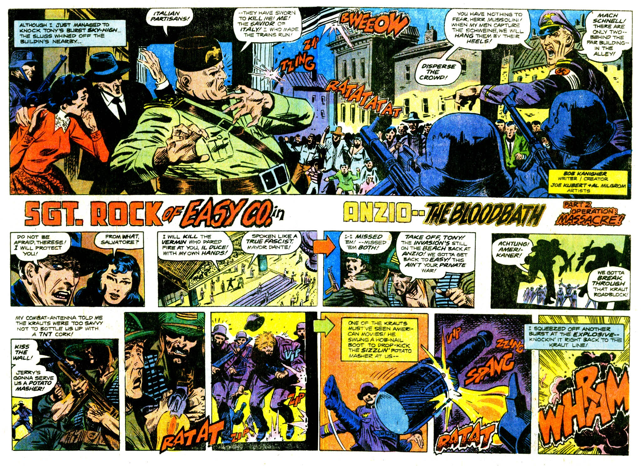 Read online Sgt. Rock comic -  Issue #303 - 4