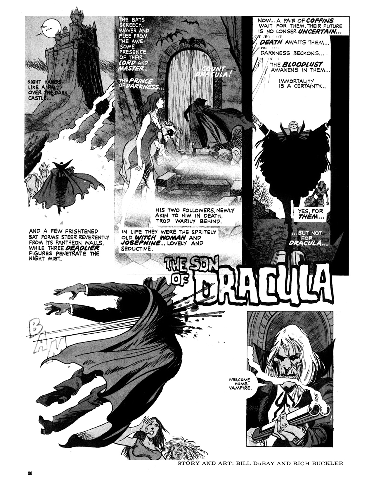 Read online Eerie Archives comic -  Issue # TPB 10 - 81