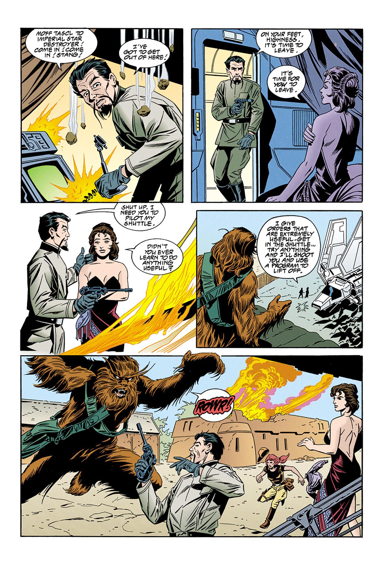 Read online Star Wars Omnibus comic -  Issue # Vol. 1 - 167