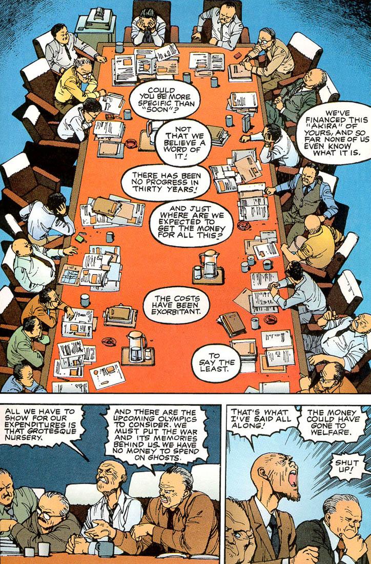Read online Akira comic -  Issue #3 - 45