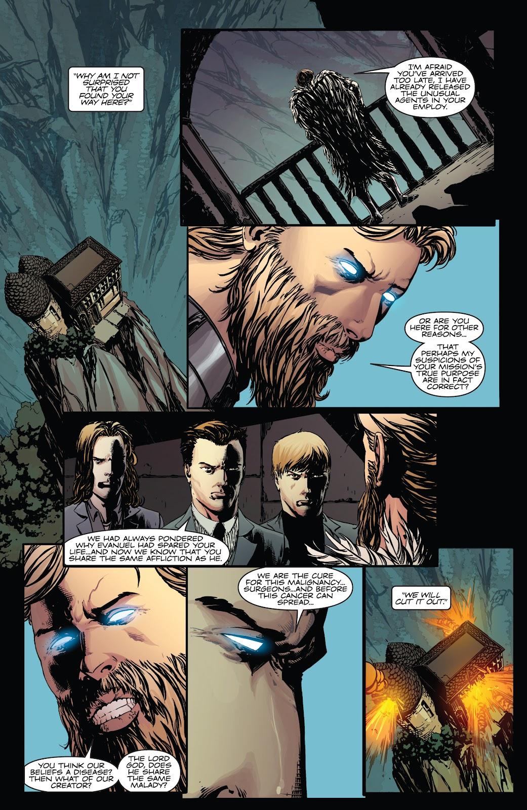 Read online Vampirella Strikes comic -  Issue #5 - 23