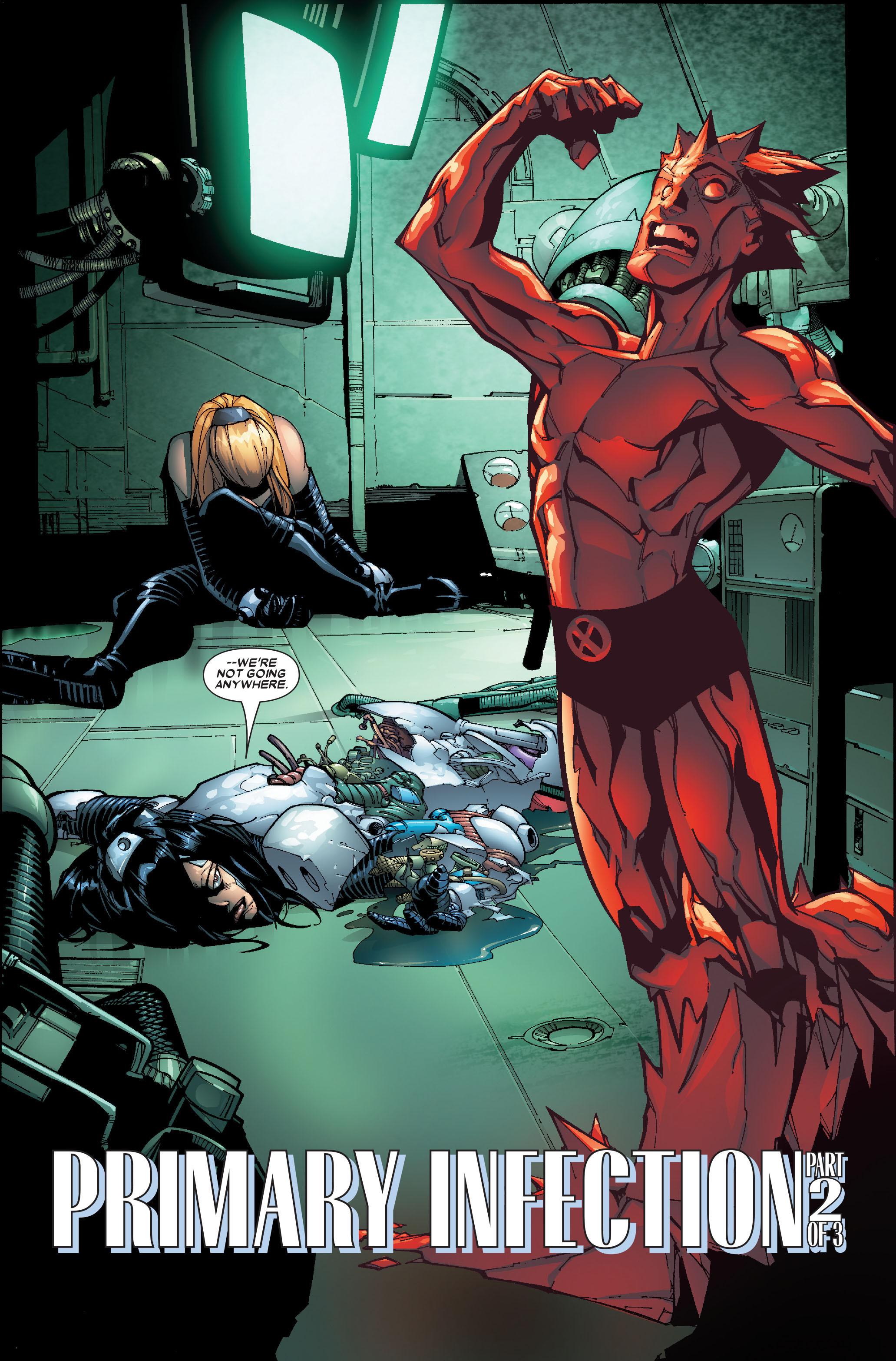 X-Men (1991) 195 Page 2