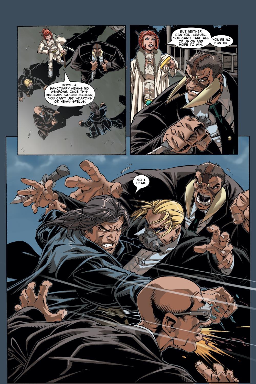 Read online Amazing Fantasy (2004) comic -  Issue #1 - 18